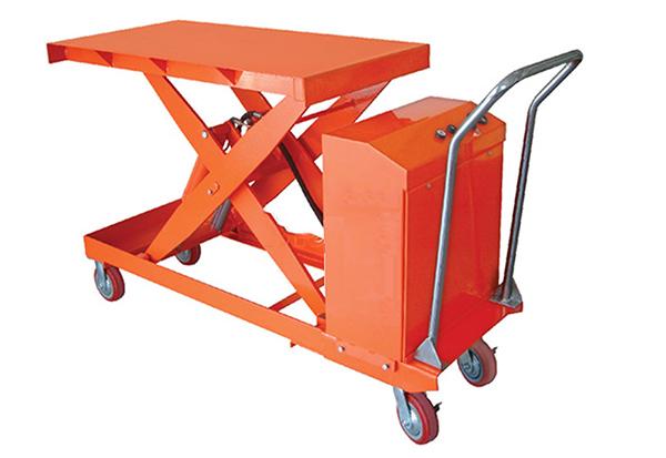 电动升降平台车-液压升降平台-上海牛力机械